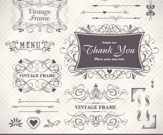 Vintage Frame Pack