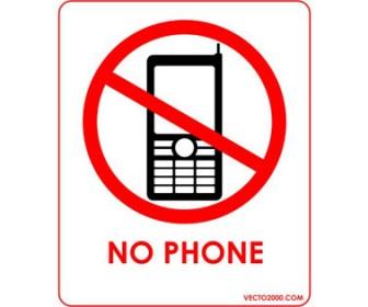 No Phone Warning Logo