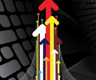 Arrow Style Vector Ilustrations