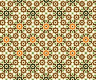 Vector Islamic Pattern
