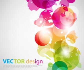 Multicolour vector bg