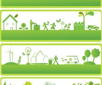 Green Life Banner