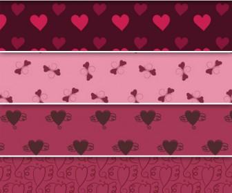 Valentine's Day Heart Pattern