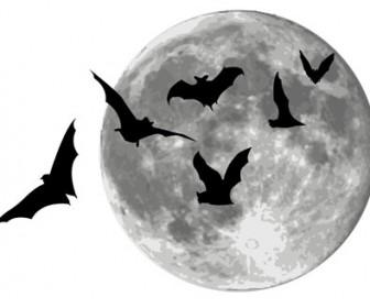 Bats Free Vector